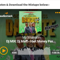 [Mixtape] DJ Maff – I Get Money Pass Dangote