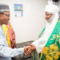 """I Love That Idea, Its A Good One"" – Emir Of Kanu Pledges His Support On Buhari's Decision To Close Land Borders"